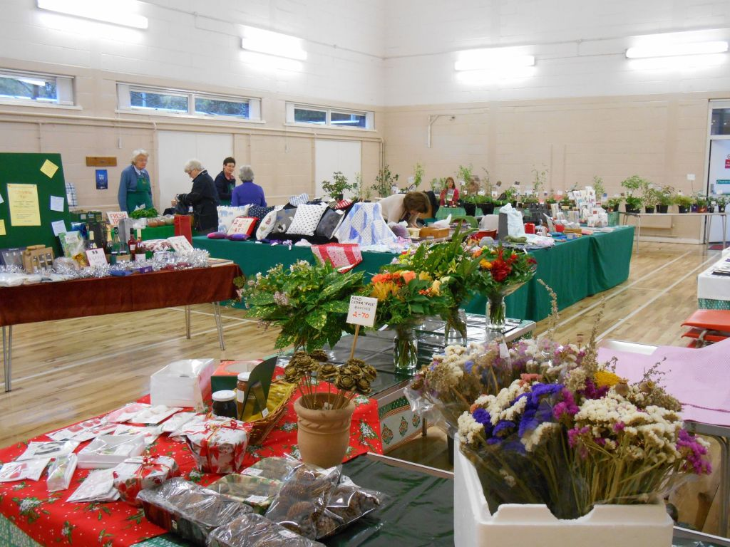 The Country Market in the Battery at Badger Farm Community Centre