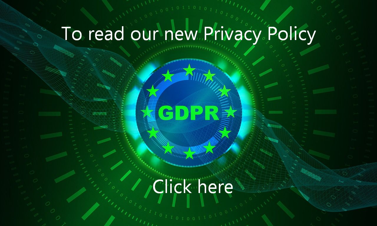 To read our new Privacy Policy click here