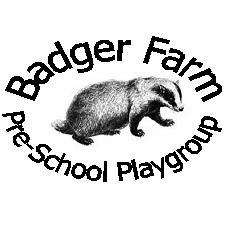 Badger Farm Pre-School Logo of Badger