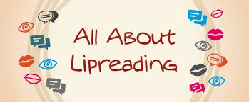 Text All About Lipreading
