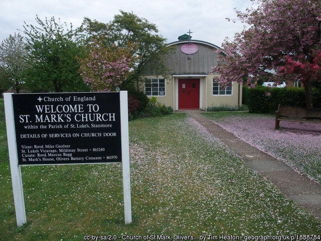 St Mark's Church, Winchester